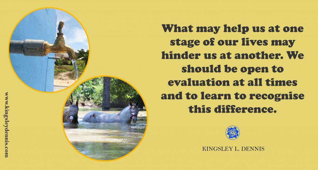 Kingsley L. Dennis - learning