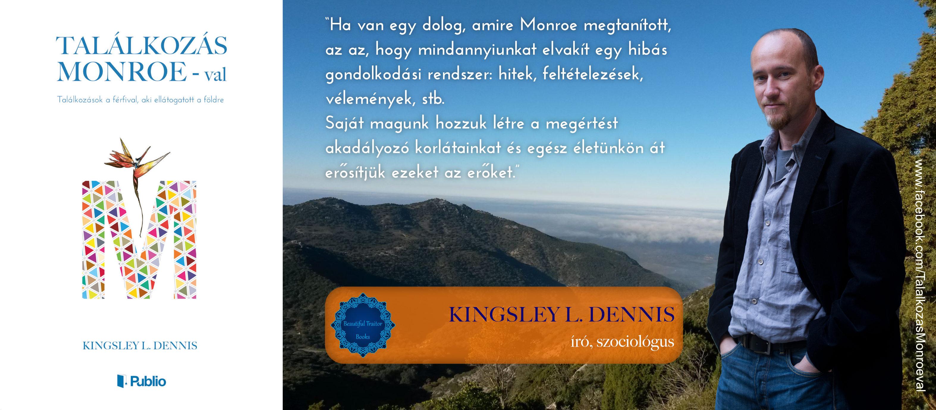 Kingsley L. Dennis magyarul