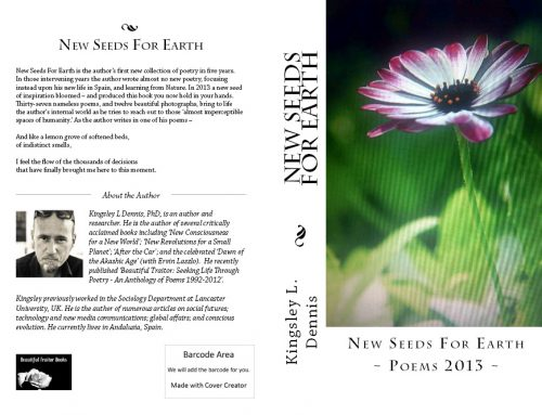 'NEW SEEDS FOR EARTH ~ Poems 2013