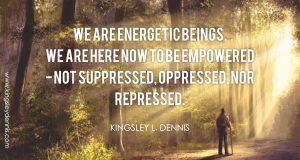 Kingsley L. Dennis - energetic beings
