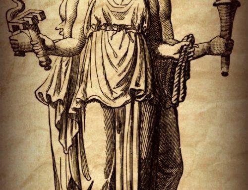 Un chat entre Bardo y Hécate, diosa griega de los espectros.