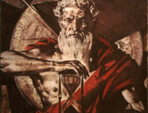 A Chat with: Chronos, Greek God of Time